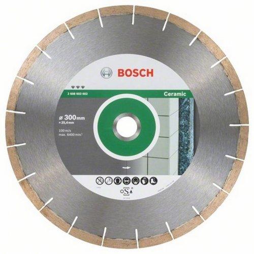 Diamantový dělicí kotouč Best for Ceramic and Stone 300 x 25,40 x 1,8 x 10 mm Bosch 2608603602