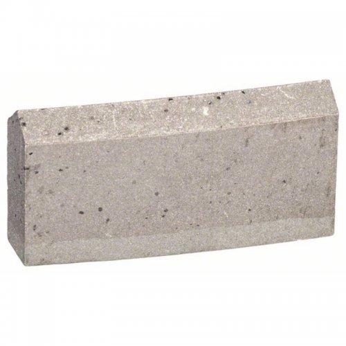 Segmenty pro diamantové vrtací korunky pro vrtání za mokra Best for Concrete 92mm Bosch 2608601388