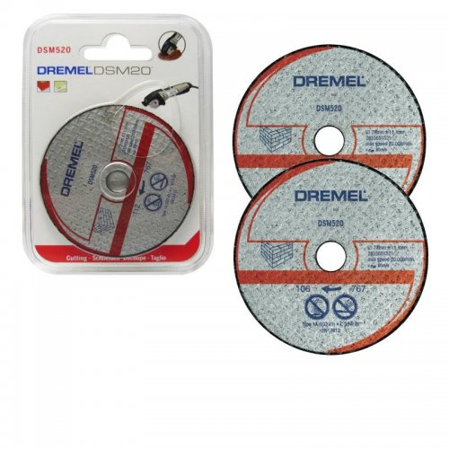 Dělicí kotouč - zdivo Dremel DSM520