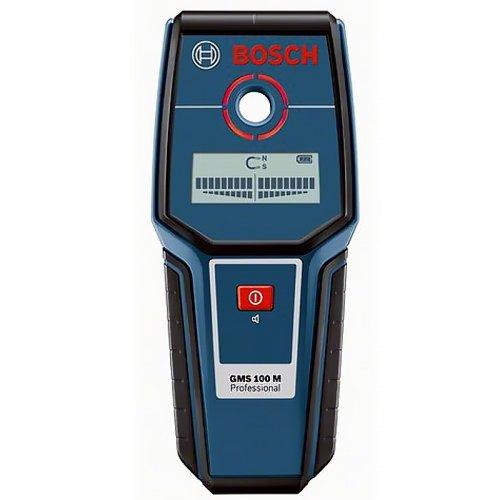 Univerzální detektor kovů Bosch GMS 100M Professional
