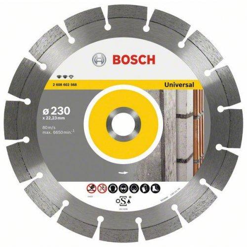 Diamantový dělicí kotouč Expert for Universal 150 x 22,23 x 2,4 x 12 mm Bosch 2608602566