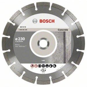 Diamantové dělicí kotouče Standard for Concrete Bosch