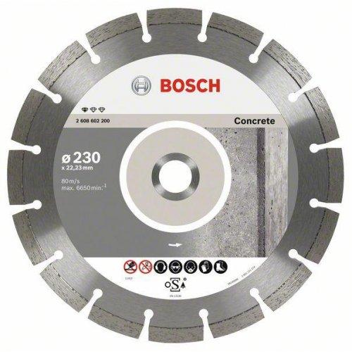 Diamantový dělicí kotouč Standard for Concrete 300 x 22,23 x 3,1 x 10 mm Bosch 2608602542