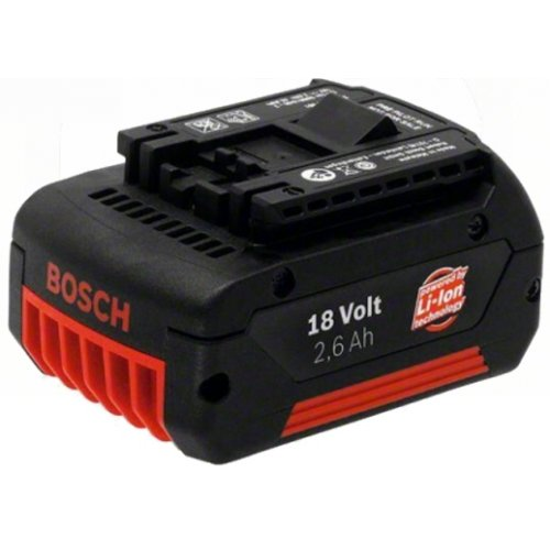 Zásuvný akumulátor Bosch 18V HD 2,6Ah Li Ion
