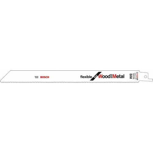 Pilový plátek do pily ocasky S 1122 VF Flexible for Wood and Metal Bosch