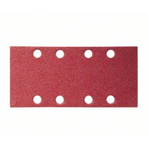 10dílná sada brusných papírů 93 x 185 mm, 60 Bosch