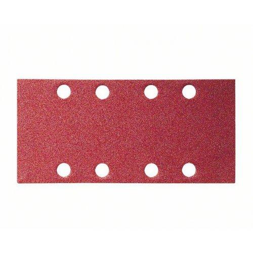 10dílná sada brusných papírů 93 x 186 mm, 100 Bosch