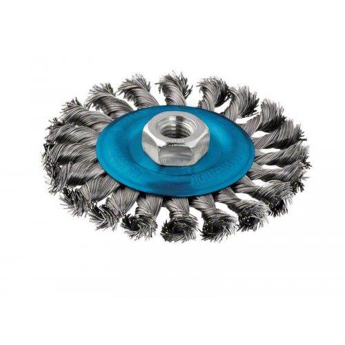 Kotoučový kartáč 115 mm, 0,5 mm, 12500 U/ min, 12 mm, 14 Bosch