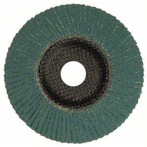 Lamelový brusný kotouč X581 Best for Inox 125 mm, 22,23, 60 Bosch 2608608277