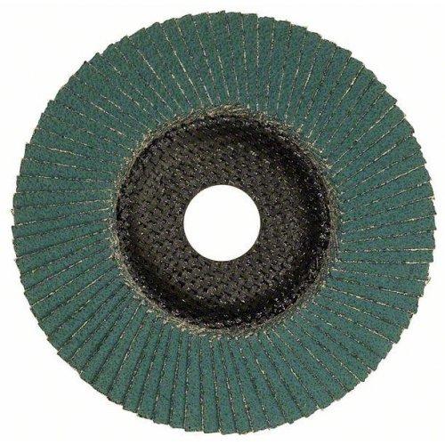 Lamelový brusný kotouč lomený X581 Best for Inox 125 mm, 22,23 mm, 80 Bosch 2608607640
