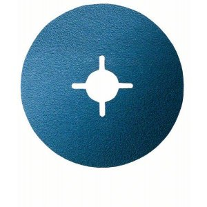 Fíbrový brusný kotouč pro úhlovou brusku, zirkonkorund 125 mm, 22 mm, 24 Bosch