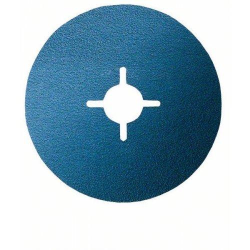 Fíbrový brusný kotouč pro úhlovou brusku, zirkonkorund 180 mm, 22 mm, 80 Bosch
