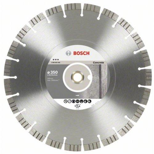 Diamantový dělicí kotouč Best for Concrete 300 x 20/25,4 x 2,8 x 15 mm Bosch 2608602657