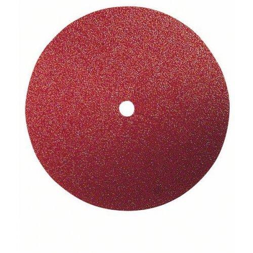 10dílná sada brusných papírů 125 mm, 8+1 mm, 40; 60; 80; 120; 180 Bosch