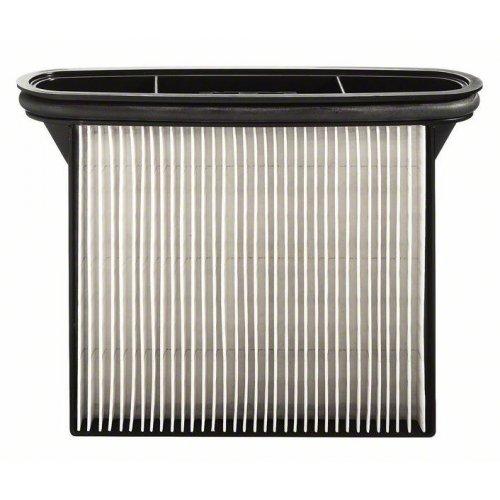 Polyesterový skládaný filtr 4300 cm², 257 x 69 x 187 mm Bosch