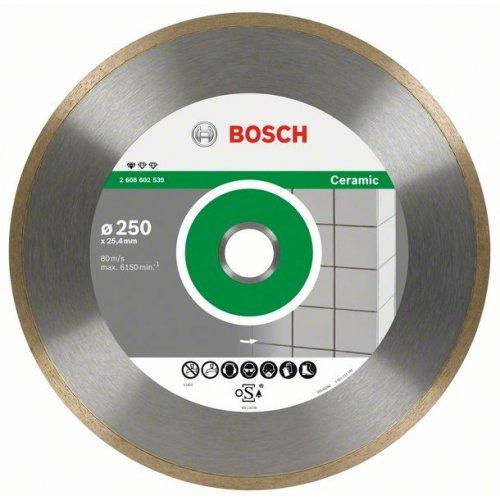 Diamantový dělicí kotouč Standard for Ceramic 200 x 25,40 x 1,6 x 7 mm Bosch 2608602537