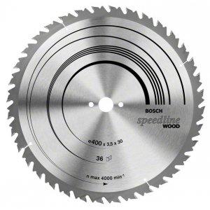 Pilový kotouč Standard for Wood Speed 300 x 30 x 3,2 mm, 28 Bosch