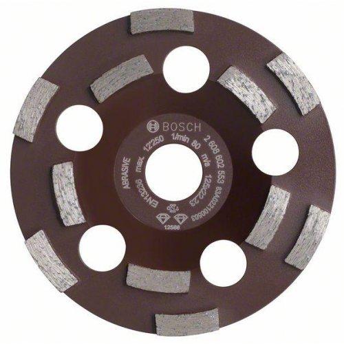 Diamantový hrncový kotouč Expert for Abrasive 50 g/mm, 125 x 22,23 x 4,5 mm Bosch 2608602553