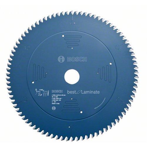 Pilový kotouč do okružních pil Best for Laminate 254 x 30 x 2,5 mm, 84 Bosch
