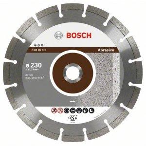 Diamantový dělicí kotouč Standard for Abrasive 150 x 22,23 x 2 x 10 mm Bosch 2608602617