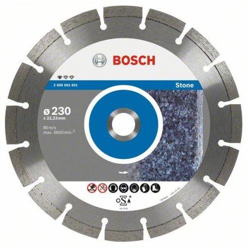 Diamantový dělicí kotouč Standard for Stone 150 x 22,23 x 2 x 10 mm Bosch 2608602599