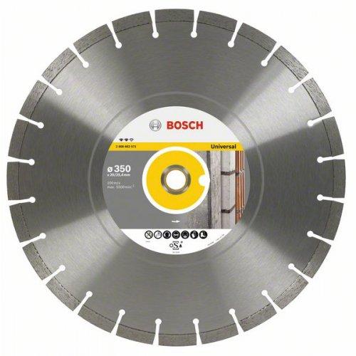 Diamantový dělicí kotouč Expert for Universal 450 x 25,40 x 3,6 x 12 mm Bosch 2608602573