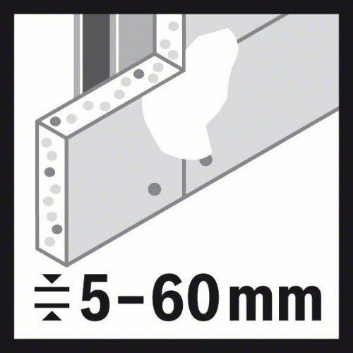"""Děrovka Speed for Multi Construction 89 mm, 3 1/2"""" Bosch"""
