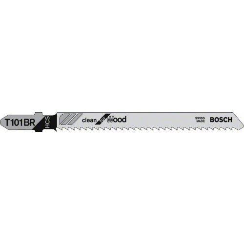 Pilový plátek do kmitací pily T 101 BR Clean for Wood Bosch