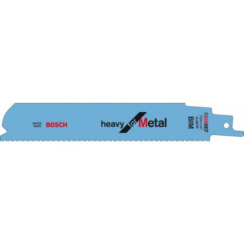 Pilový plátek do pily ocasky S 926 BEF Heavy for Metal Bosch