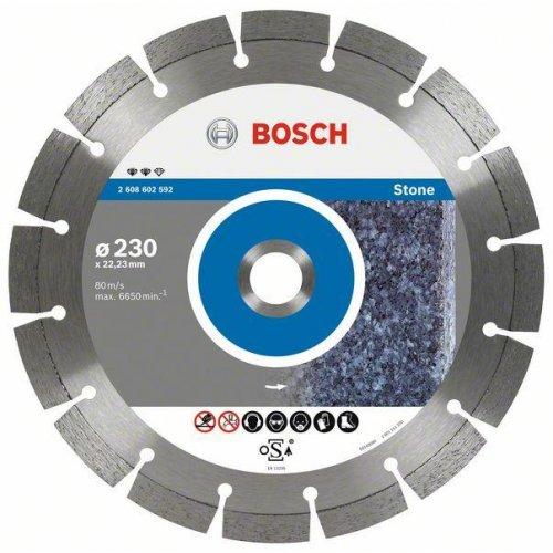 Diamantový dělicí kotouč Expert for Stone 180 x 22,23 x 2,4 x 12 mm Bosch 2608602591