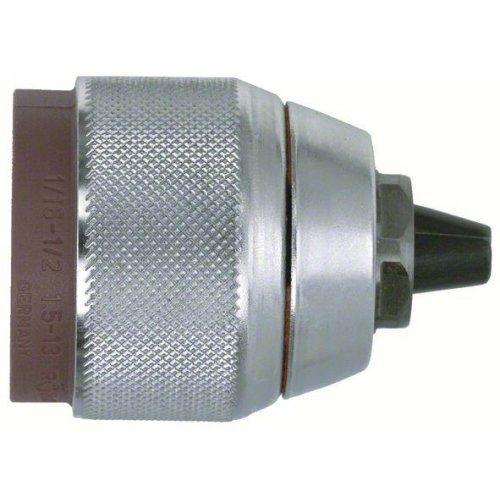 """Rychloupínací sklíčidlo, pochromované 1,5 – 13 mm, 1/2"""" - 20 Bosch"""