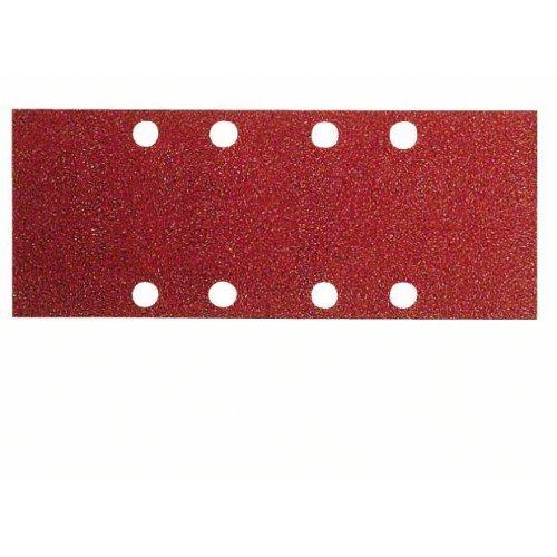 10dílná sada brusných papírů 93 x 185 mm, 100 Bosch 2608605305