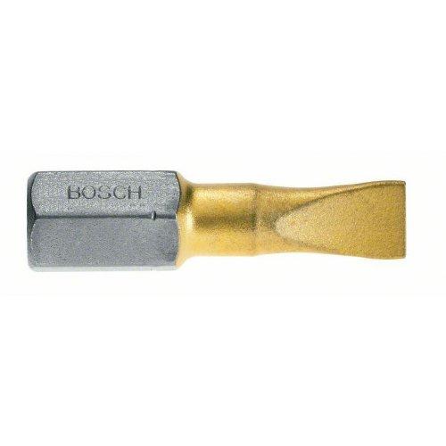 Šroubovací bity Max Grip pro šrouby s rovnou drážkou. Bosch