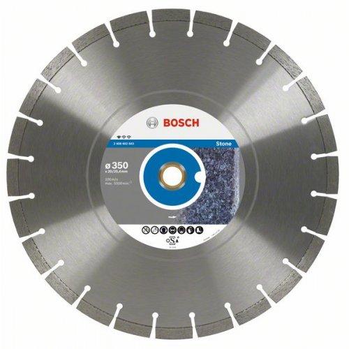 Diamantové dělicí kotouče na kámen Standard for Stone Bosch