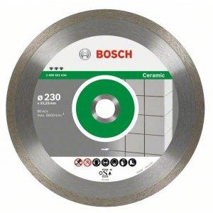 Diamantové dělicí kotouče Best for Ceramic Bosch