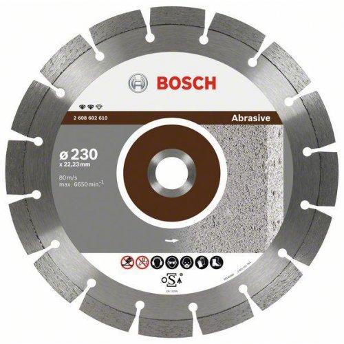 Diamantové dělicí kotouče Expert for Abrasive Bosch