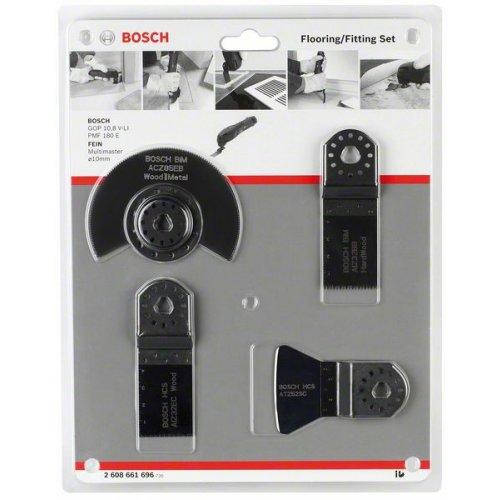 4dílná sada na podlahy a pro vestavby Bosch 2608661696