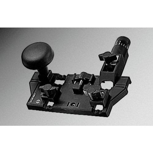 Frézovací kružítko a adaptér pro vodicí lišty Bosch 2609200143