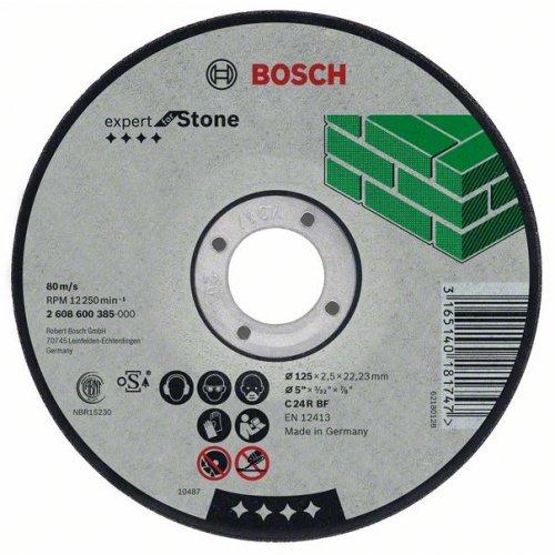Dělicí kotouč lomený na kámen Expert for Stone C 24 R BF, 115 mm, 22,23 mm, 2,5 mm Bosch 2608600320