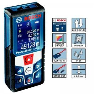 Laserový dálkoměr Bosch GLM 50 C Professional 0 601 072 C00