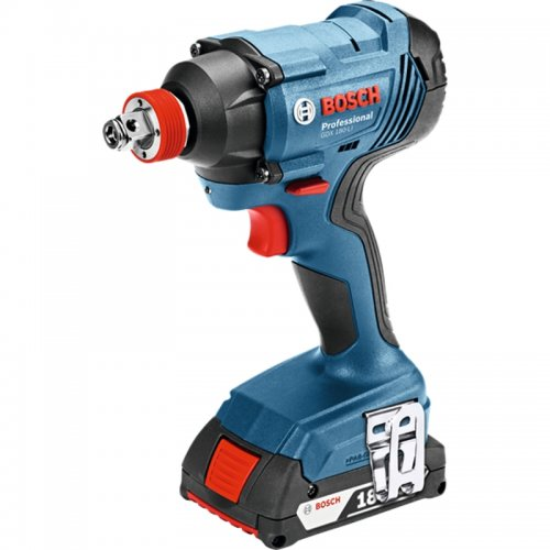 Aku rázový utahovák 2x3,0Ah Professional Bosch GDX 180-LI 0.601.9G5.220