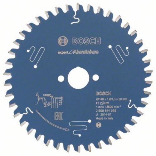 Pilový kotouč Expert for Aluminium 190 x 20 x 2,6 mm, 56 Bosch 2608644101