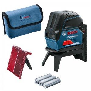 Kombinovaný laser+ podstavec RM 1 Bosch GCL 2-15 Professional