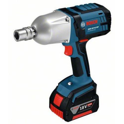 Aku rázový utahovák bez aku Bosch GDS 18 V-LI HT Professional 06019B1300
