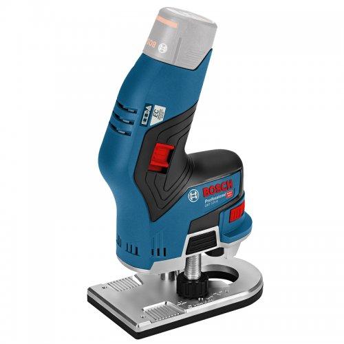 Ohraňovací frézka bez aku Bosch GKF 12V-8 Professional