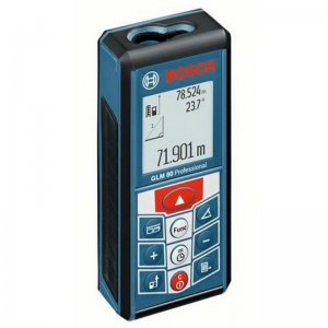 Laserový měřič vzdálenosti a sklonu Bosch GLM 80 Professional 0 601 072 300