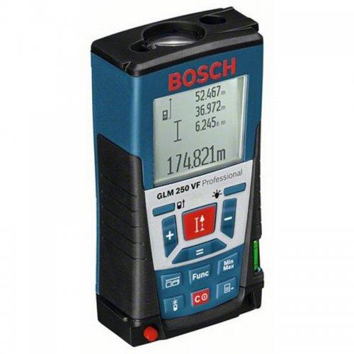 Laserový dálkoměr Bosch GLM 250VF Professional