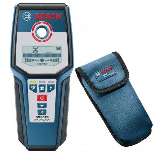 Digitální detektor kovů Bosch GMS 120 Professional