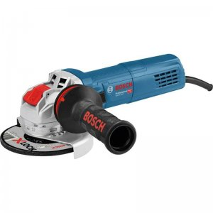 Úhlová bruska X-LOCK Bosch GWX 9-125 S Professional 0.601.7B2.000
