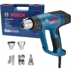 Horkovzdušná pistole sada Bosch GHG 23-66 0.601.2A6.301